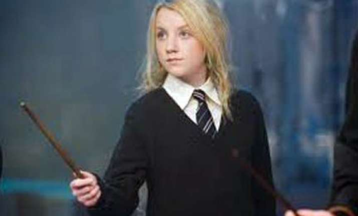 harry potter author saved luna lovegood from anorexia