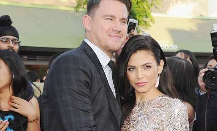 channing tatum takes wife s approval for stripping scenes