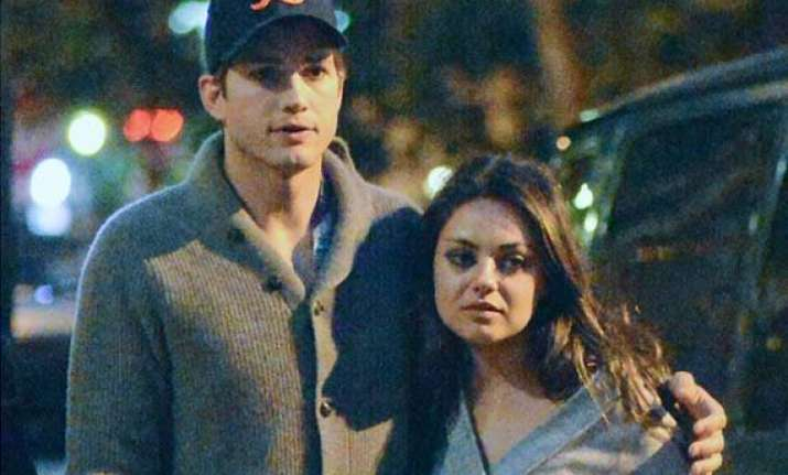 kunis kutcher perfect parents