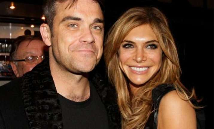 robbie williams ayda field welcome their second child