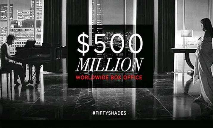 fifty shades of grey box office collections hit 500 mn