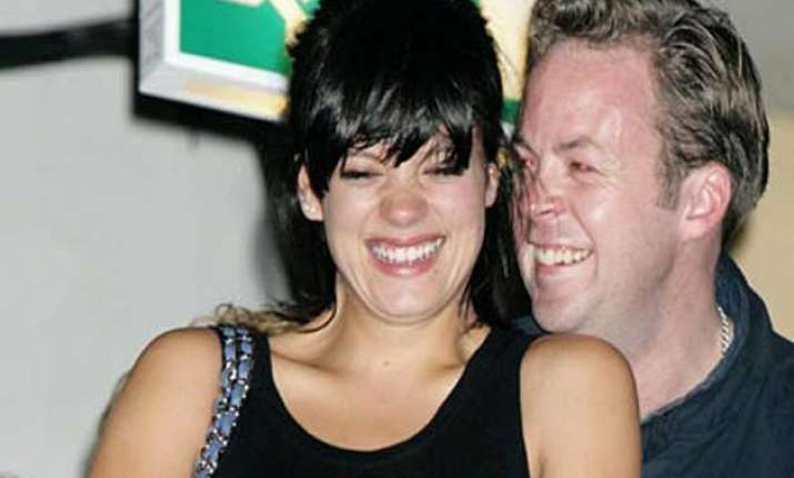 lily allen sam cooper s marriage on the rocks