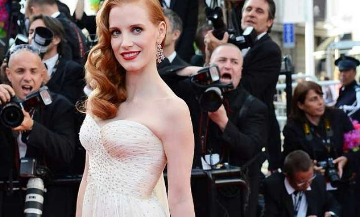 jessica chastain joins the huntsman cast
