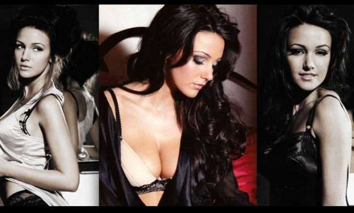 michelle keegan is the sexiest woman in the world