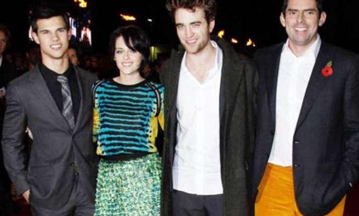 twilight saga sweeps teen choice awards
