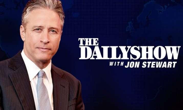 jon stewart bids farewell to the daily show