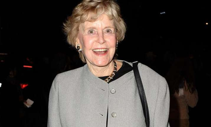 it runs in the family actress diana douglas dead