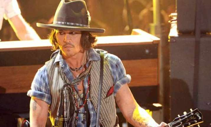 johnny depp forms new music band