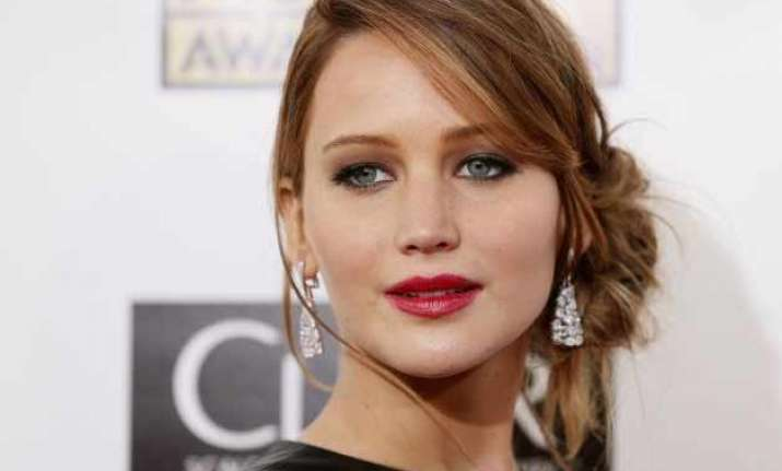 jennifer lawrence wants soap for birthday