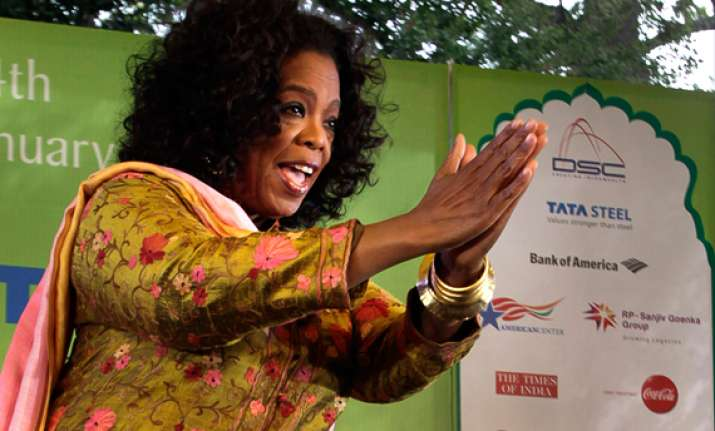 india has more to it than poverty feels oprah