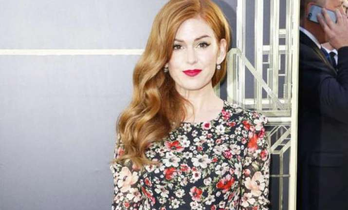 isla fisher writing thriller