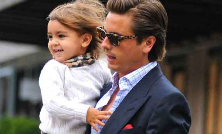 it s official scott disick is mason s father