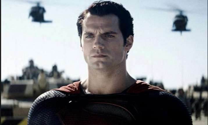 it was tough to play superman henry cavill