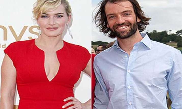 it s husband no. 3 for actress kate winslet