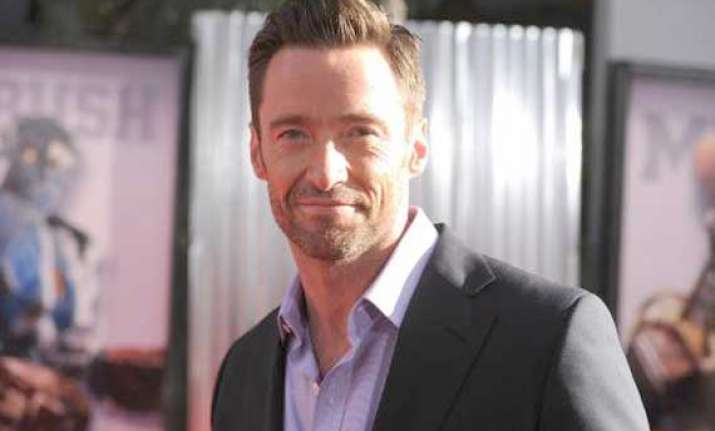 jackman took extra care of his voice