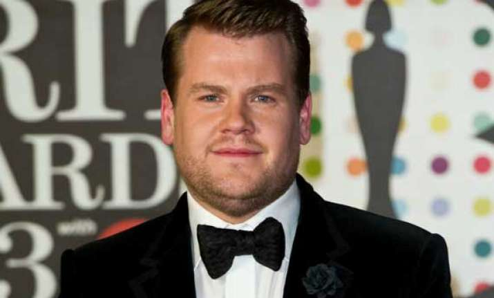 james corden would love to be a dj