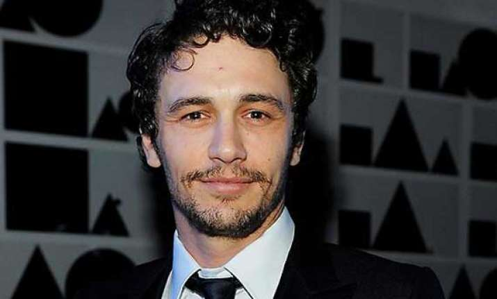 james franco to mark his broadway debut