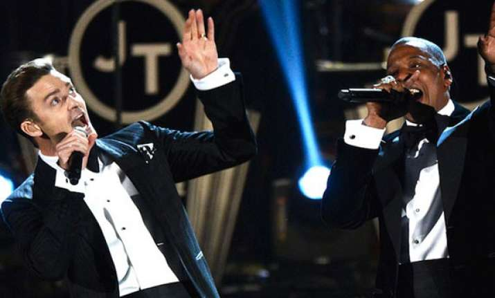 jay z timberlake to tour together