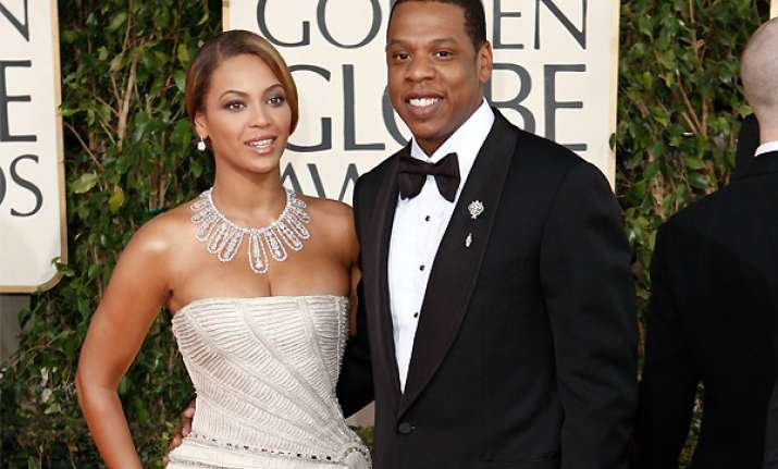 jay z raps about birth of daughter with beyonce
