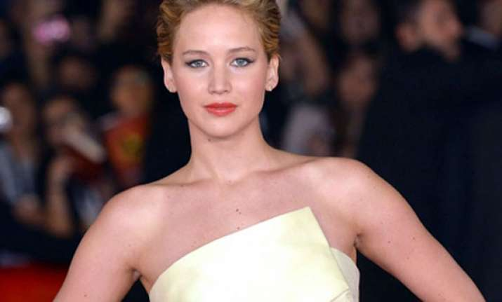 why was jennifer lawrence dying to meet justin bieber at