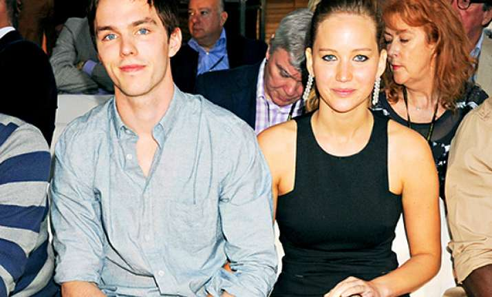 jennifer lawrence nicholas hoult buy first home