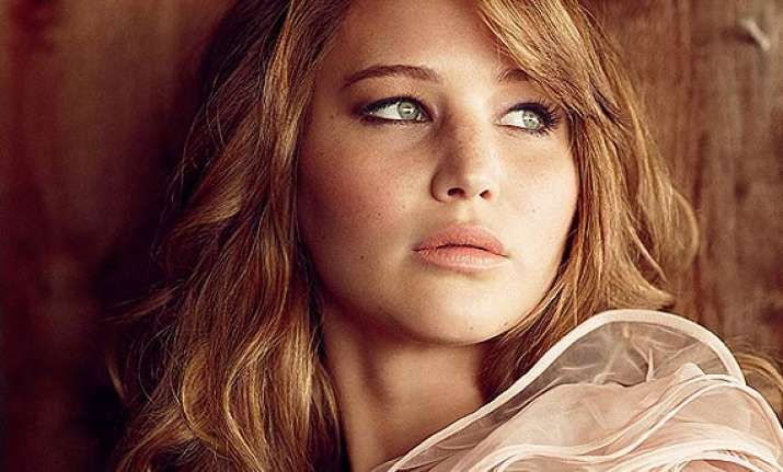 jennifer lawrence nobody can stay beloved forever