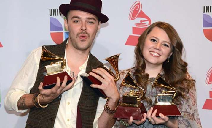 jesse and joy crown successful year with grammy nomination