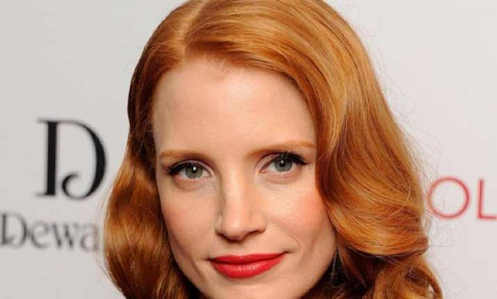 jessica chastain won t marry an actor