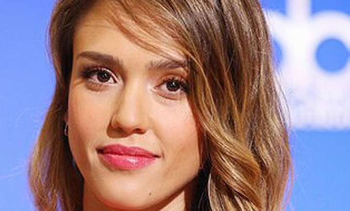 jessica alba i never slept my way through hollywood