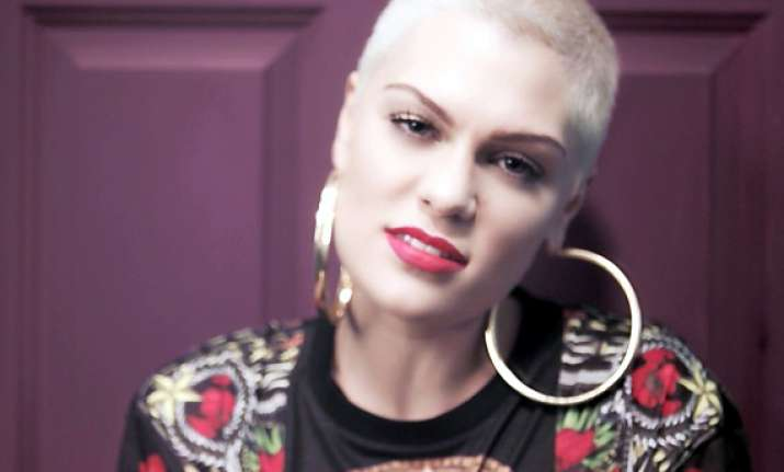 jessie j eyes hollywood movies