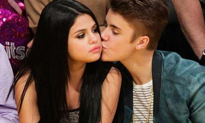 justin bieber and selena gomez attend bible class together