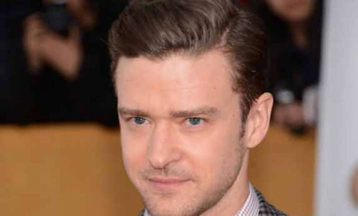 justin timberlake partied with friends post show