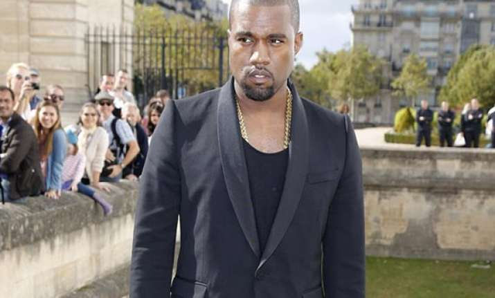 kanye west to unveil menswear line
