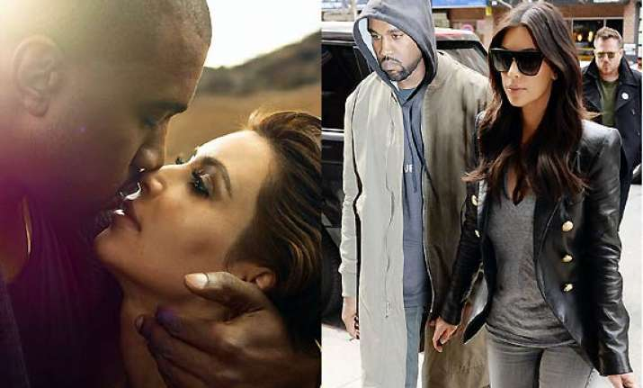 kanye west trying hard to get kim into elite hollywood
