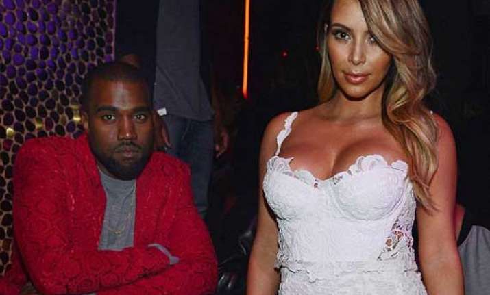 kanye west wants his wedding to be biggest show on earth