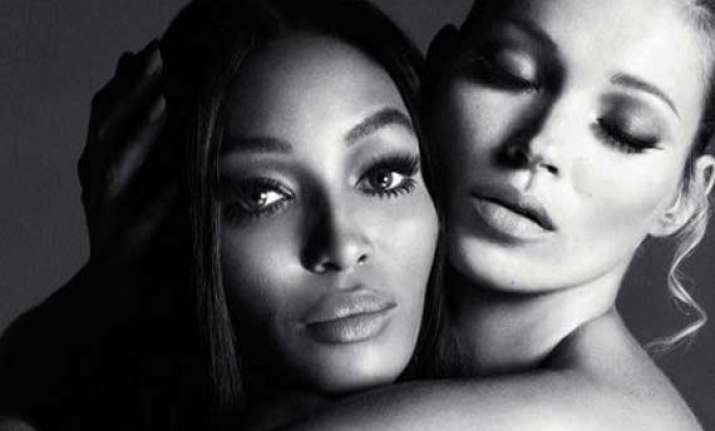 kate moss is like sister naomi campbell