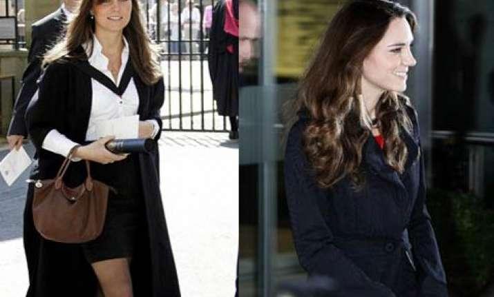 kate s dress the talk of london fashion week