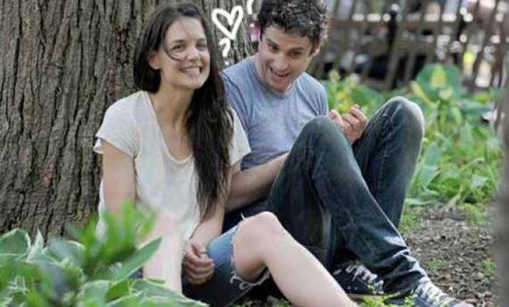 katie holmes luke kirby dating