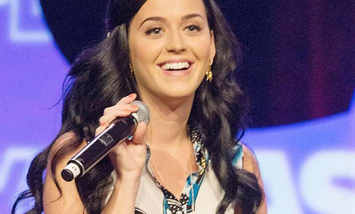 katy perry gatecrashed at birthday party