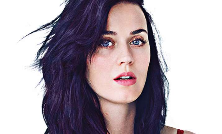 katy perry controls anxiety with medicines