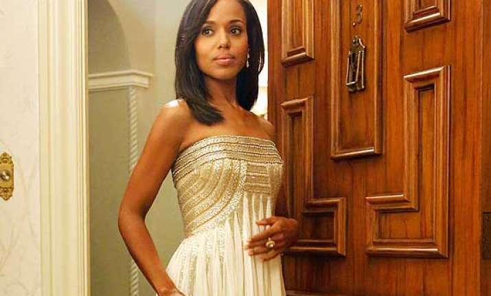 kerry washington now a mother