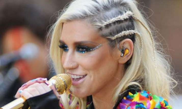 kesha s new single leaked online