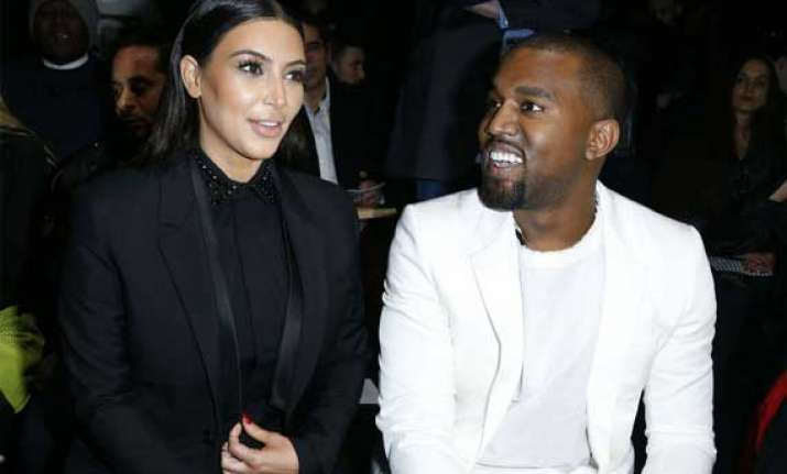 kim and kanye plan to launch children s clothing line