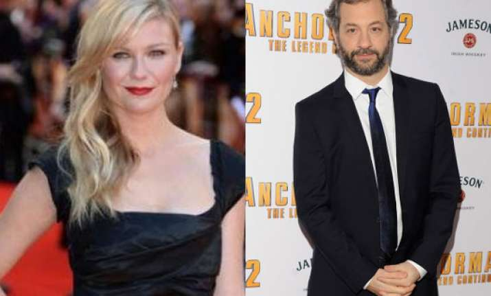 kirsten dunst wants to do comedy movies with judd apatow
