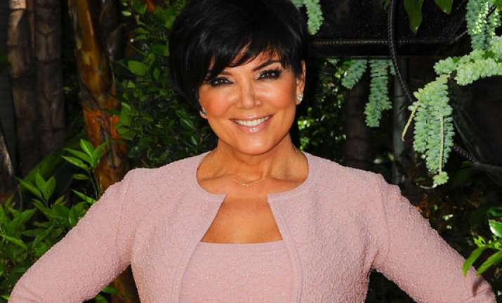 kris jenner s adventure... up in the air