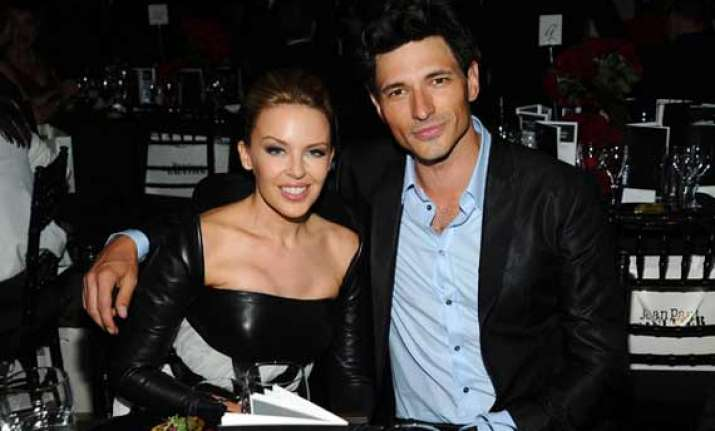 kylie minogue misses and cries for her former lover