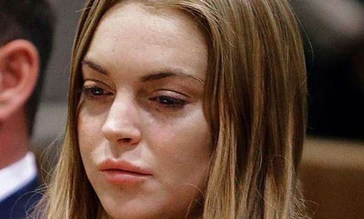 lindsay lohan had suffered miscarriage
