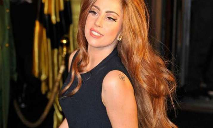 lady gaga angry over song leak