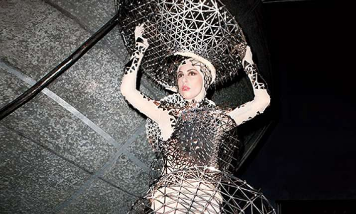 lady gaga s outfit sells for more than 15 000 see pic