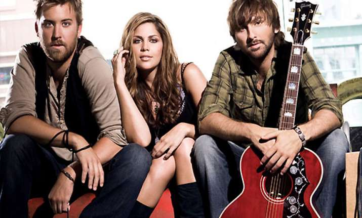 lady antebellum advices first time grammy nominees